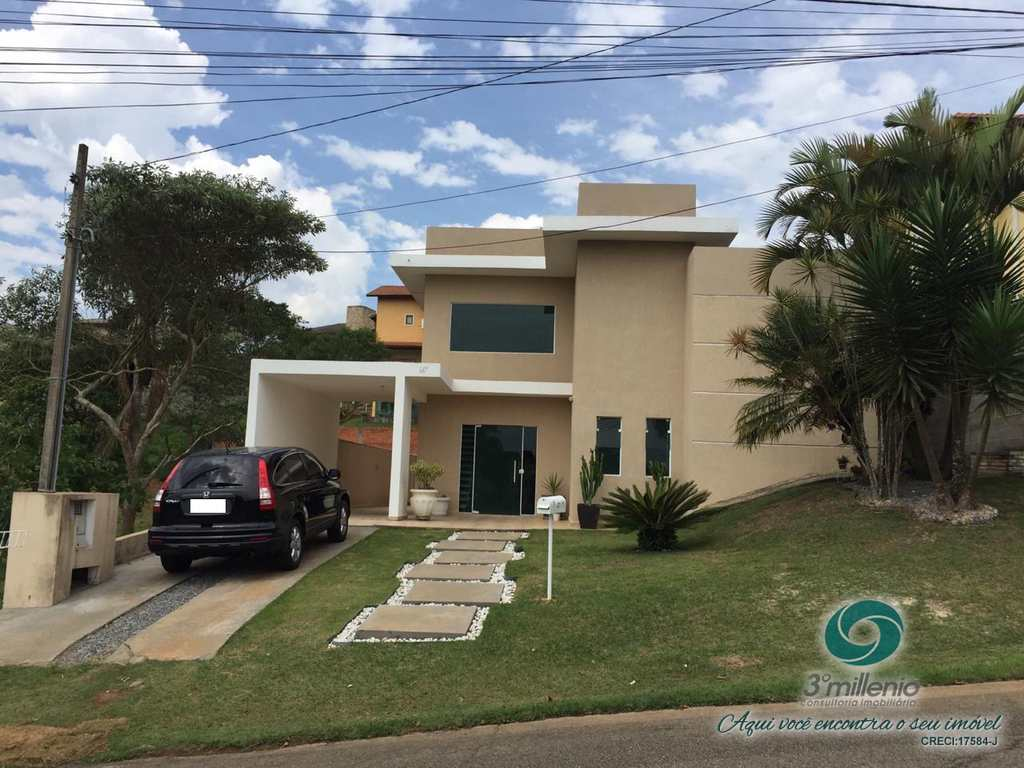 Casa de Condomínio em Vargem Grande Paulista, bairro Paysage Noble