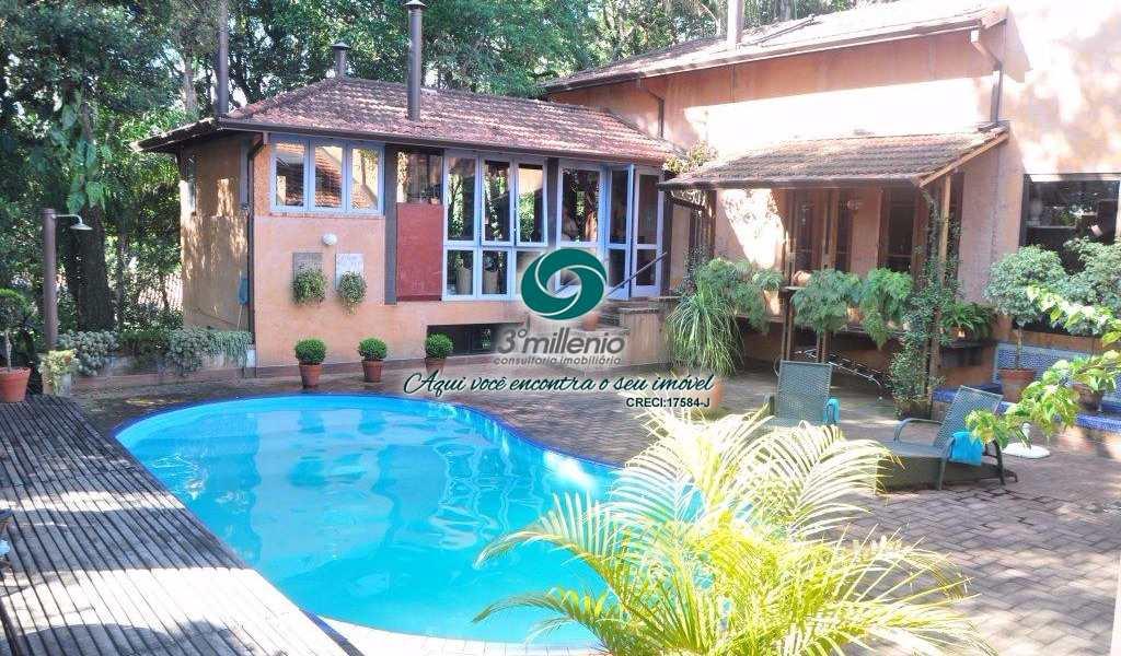 Casa de Condomínio em Cotia, bairro Paisagem Renoir