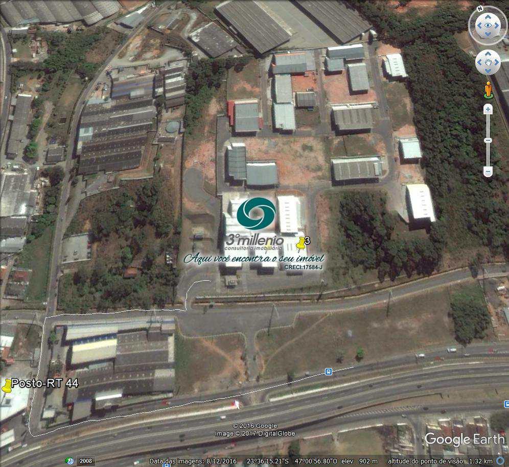 Galpão em Vargem Grande Paulista, no bairro Centro