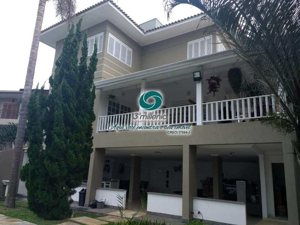 Casa em Cotia, bairro São Paulo II