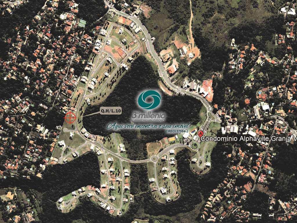 Terreno em Carapicuíba, no bairro Granja Viana