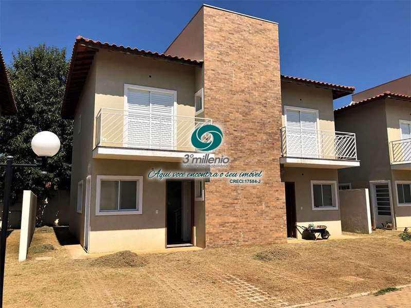Casa em Vargem Grande Paulista, no bairro Bosque do Carmo