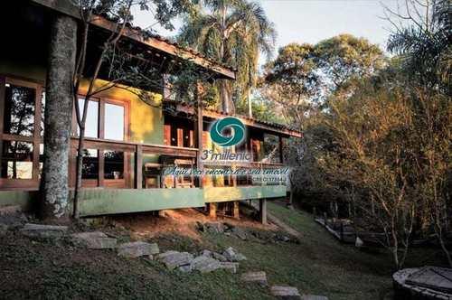 Casa, código 30571 em Cotia, bairro Vila Santo Antônio