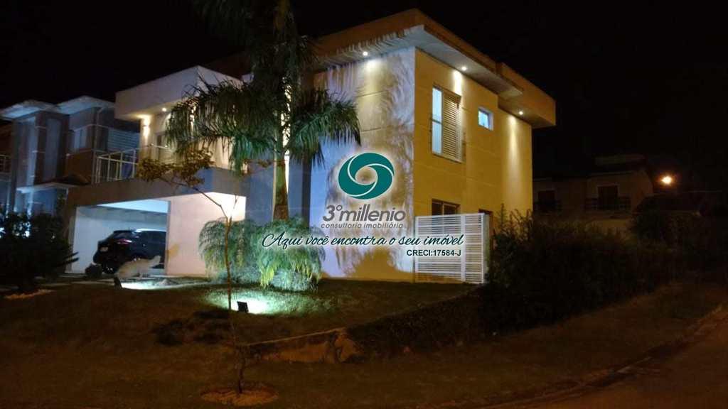 Casa em Vargem Grande Paulista, no bairro Chácaras Remanso
