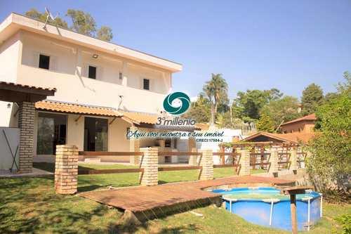Casa, código 30592 em Cotia, bairro Granja Caiapiá