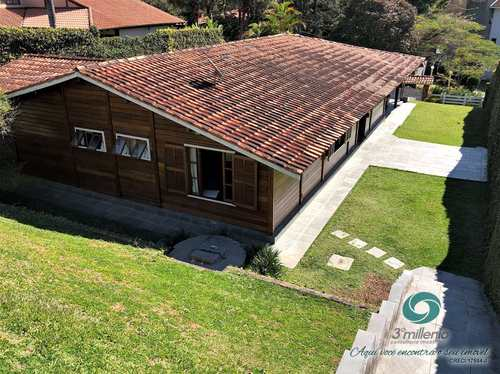 Casa, código 30616 em Cotia, bairro Granja Viana II - Gleba IV E V