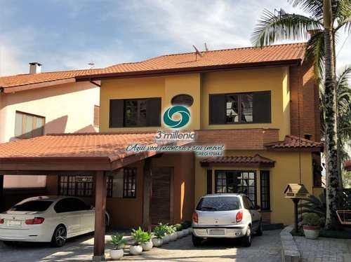 Casa, código 30622 em Cotia, bairro São Paulo II