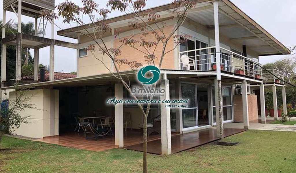 Casa em Cotia, bairro Vila Santo Antônio