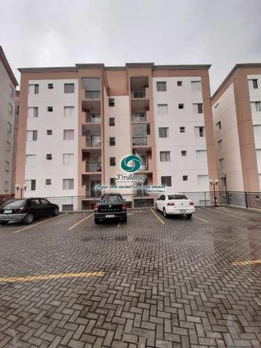 Apartamento, código 30662 em Cotia, bairro Jardim Sabiá