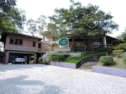 Casa, código 30679 em Cotia, bairro Jardim Mediterrâneo