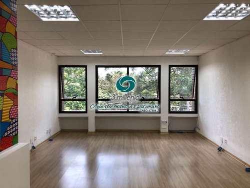 Sala Comercial, código 30764 em Cotia, bairro Jardim Lambreta