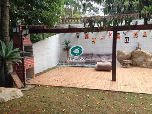 Casa, código 30790 em Cotia, bairro Granja Caiapiá