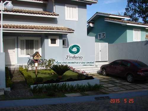 Casa, código 30796 em Cotia, bairro Villagio DI Fiesoli