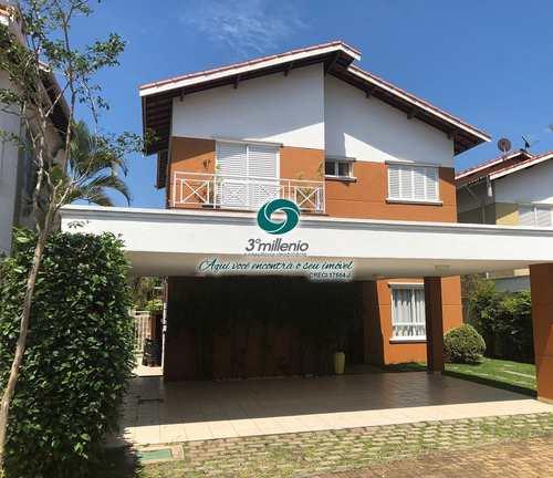 Casa, código 30809 em Cotia, bairro Vila Santo Antônio