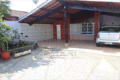 Casa, código 1768 em Praia Grande, bairro Solemar