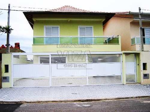 Sobrado, código 1255 em Praia Grande, bairro Balneário Flórida