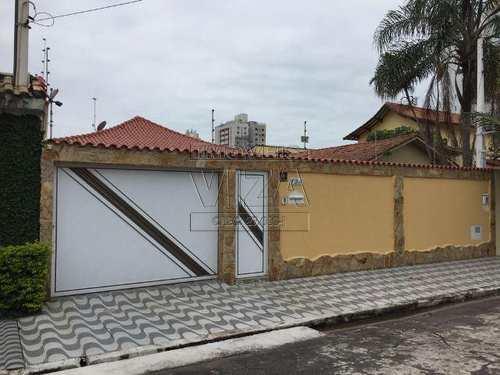 Casa, código 1845 em Praia Grande, bairro Balneário Flórida