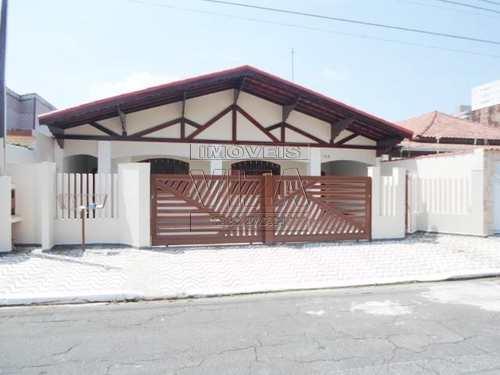 Casa, código 1865 em Praia Grande, bairro Balneário Flórida