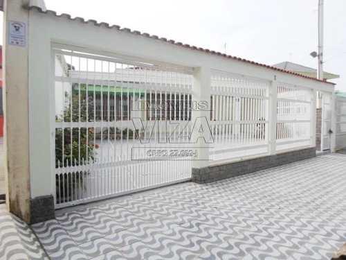 Casa, código 1884 em Praia Grande, bairro Balneário Flórida