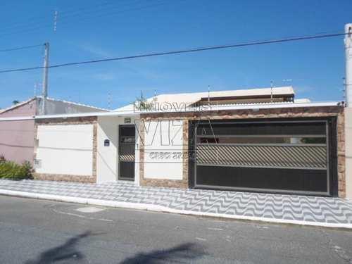 Casa, código 1933 em Praia Grande, bairro Flórida