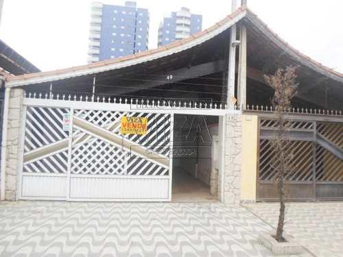 Casa, código 1986 em Praia Grande, bairro Caiçara