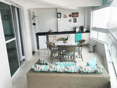 Apartamento, código 2055 em Praia Grande, bairro Balneário Flórida