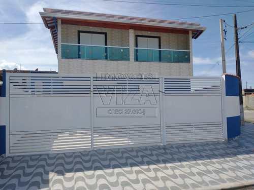 Casa de Condomínio, código 2111 em Praia Grande, bairro Princesa
