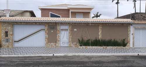 Sobrado, código 2177 em Praia Grande, bairro Balneário Flórida