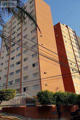 Apartamento, código 666 em Presidente Prudente, bairro Centro