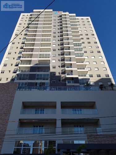 Apartamento, código 677 em Presidente Prudente, bairro Vila Dubus