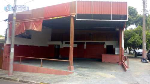 Salão, código 684 em Presidente Prudente, bairro Vila Maristela
