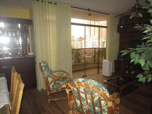 Apartamento, código 2655 em Guarujá, bairro Jardim Enseada