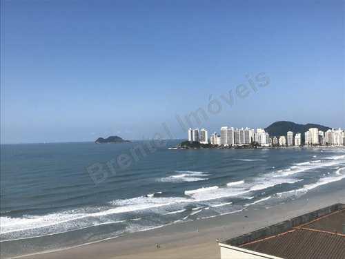 Apartamento, código 2616 em Guarujá, bairro Praia das Pitangueiras