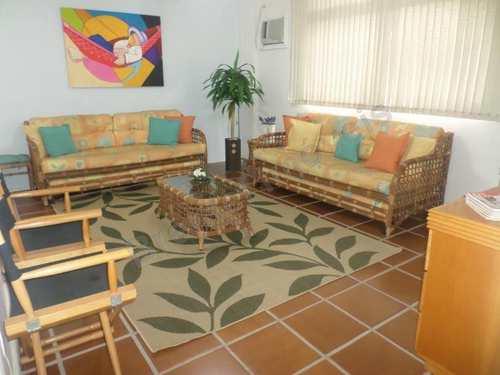 Apartamento, código 2563 em Guarujá, bairro Jardim Enseada