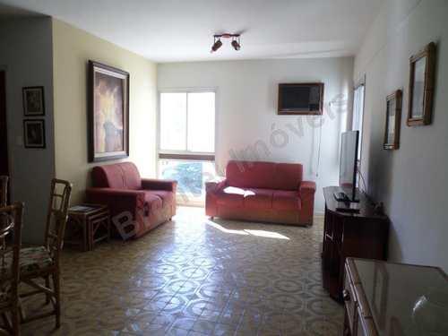 Apartamento, código 2369 em Guarujá, bairro Pitangueiras
