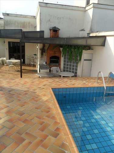 Cobertura, código 2245 em Guarujá, bairro Pitangueiras