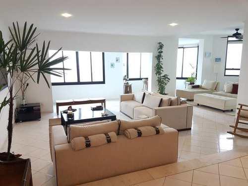 Apartamento, código 2239 em Guarujá, bairro Pitangueiras