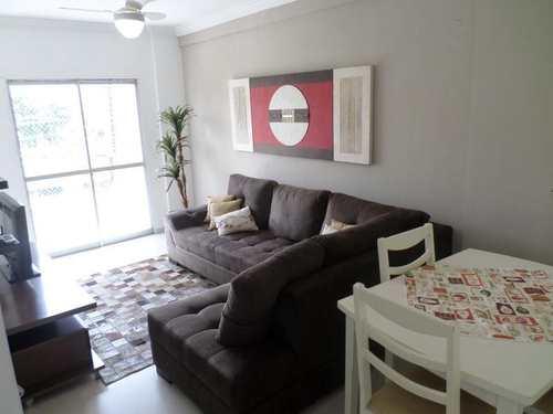 Apartamento, código 2197 em Guarujá, bairro Jardim Enseada
