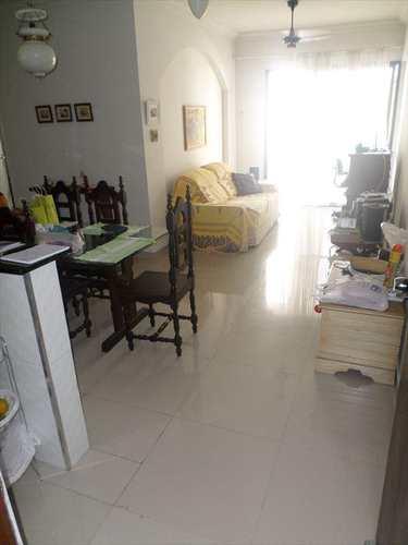 Apartamento, código 2163 em Guarujá, bairro Jardim Enseada