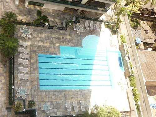 Apartamento, código 2158 em Guarujá, bairro Pitangueiras