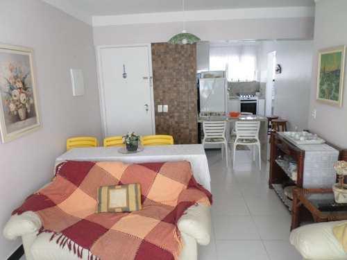 Apartamento, código 2150 em Guarujá, bairro Pitangueiras