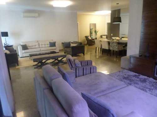 Apartamento, código 2141 em Guarujá, bairro Pitangueiras