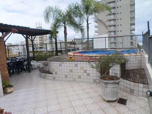 Cobertura, código 2068 em Guarujá, bairro Jardim Enseada