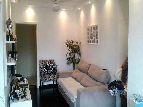Apartamento, código 2048 em Guarujá, bairro Jardim Enseada