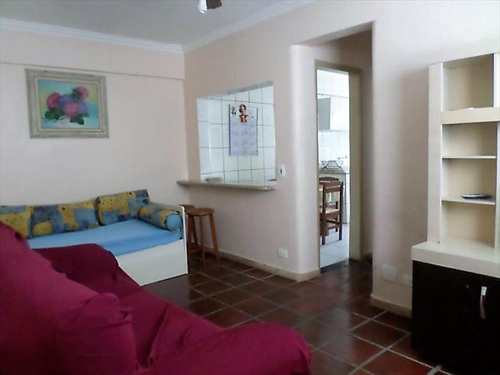 Apartamento, código 2034 em Guarujá, bairro Pitangueiras