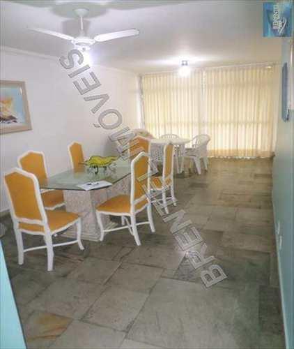 Apartamento, código 1867 em Guarujá, bairro Pitangueiras