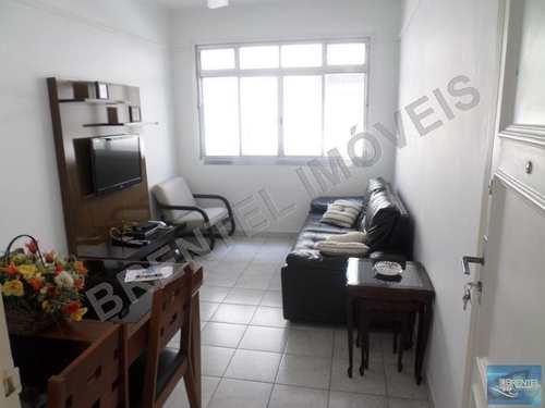 Apartamento, código 1638 em Guarujá, bairro Pitangueiras