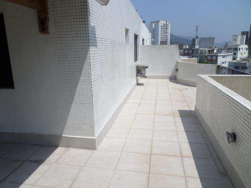 Cobertura em Guarujá, no bairro Jardim Astúrias