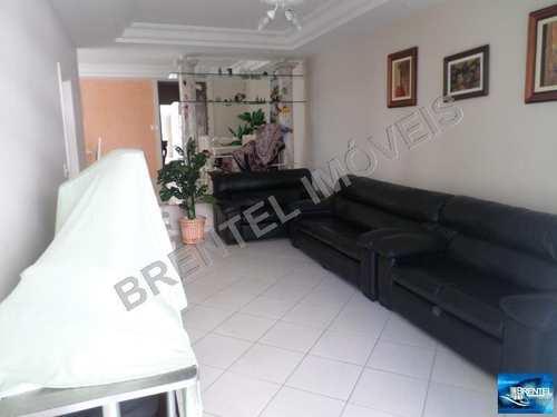 Apartamento, código 1523 em Guarujá, bairro Pitangueiras
