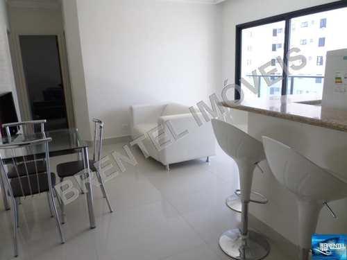 Flat, código 1412 em Guarujá, bairro Pitangueiras
